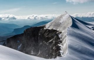 Araştırma: İsveç dağlarındaki buzullar iki metre...