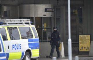 Arlanda havalimanında tedirgin dakikalar