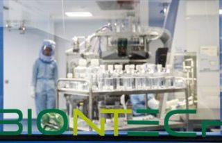 BioNTech yılın ikinci çeyreğinde 2,8 milyar avro...