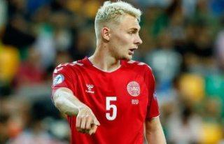 Danimarka'dan Galatasaray'a transfer...