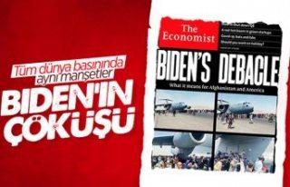 Economist'ten Afganistan değerlendirmesi: Biden'ın...