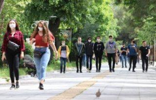 Gençler İsveç'te 17,5, Türkiye'de ise...