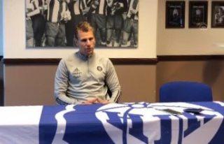 HJK Helsinki'nin teknik direktörü Toni Koskela:...