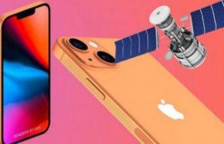 iPhone 13, şebeke çekmese bile arama yapıp internete...
