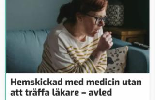 İsveç'te ağrı kesici yazılıp eve gönderilen...