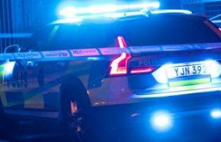 Malmö'de güvenlik görevlisine saldırı