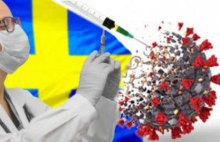 Salgınla ilgili İsveç'teki son durum: Aşılama...