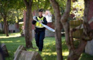 Stockholm'de çete çatışmalarında ölümcül...