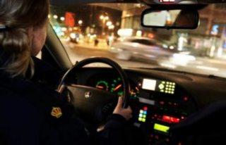 Stockholm'de korsan taksi şoförü tecavüzü