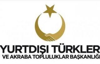 YTB, yurt dışında hukuk okuyan Türk öğrencilere...