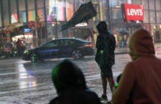 ABD'de de sel felaketi: Olağanüstü hal ilan...