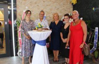 Alanya'ya İsveçliler Derneği açıldı