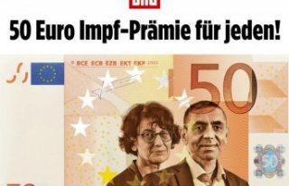 Alman basınından, tam aşılı olanlara 50 euro...
