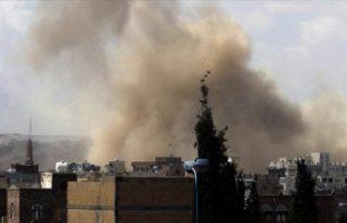 Arap koalisyon güçleriden Marib'e hava saldırısı