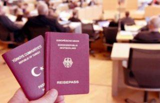Çifte vatandaşlık yasa tasarısı reddedildi