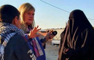 DEAŞ terör örgütüne katılan üç İsveçli kadın...