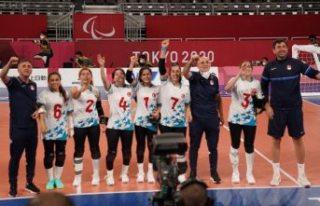 Golbol Kadın Milli Takımı, 2020 Tokyo Paralimpik...