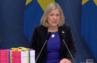 İsveç'te 2022 bütçesini açıklandı: Piyasaya...