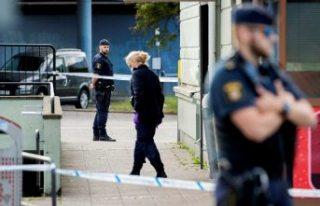 İsveç'te bir kişi bıçaklandı