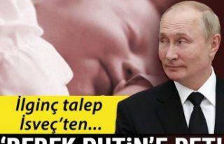 İsveç'te Viladimir Putin ismine izin çıkmadı