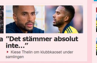 İsveçli futbolcu Thelin, Konyasporla anlaşamamasının...