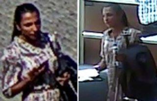 Malmö'de polis her yerde bu hırsızı şüphelisini...