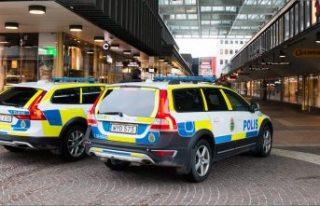 Stockholm'de 16 yaşındaki bir çocuğu kaçırmaktan...