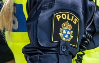 Stockholm'de silahlı sesleri