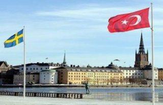 Türkiye'nin Stockholm Büyükelçiliği'nden...