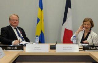 Fransa ve İsveç arasında savunma alanında niyet...