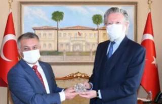 İsveç Başkonsolos Ericson: Antalya'ya gelmek...