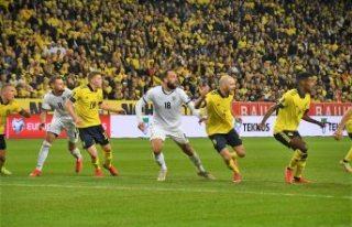 İsveç Kosova'yı kolay geçti