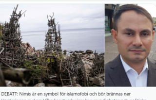 İsveç Mikail Yüksel'i konuşuyor