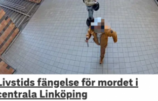 İsveç'te karısını öldüren zanlıya ömür...