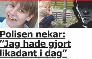 İsveç'te polis kovalamacası sonrası ölen...