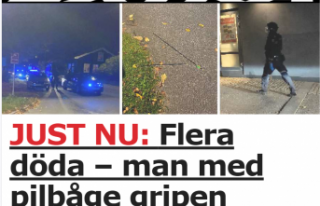 Norveç'te düzenlenen oklu saldırıda çok...