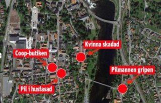 Norveç'teki oklu saldırı terör eylemi kapsamına...