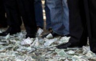 220 milyon kron yola saçıldı ve sonra bakın ne...