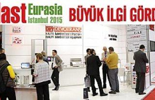 25. Uluslararası İstanbul Plastik Endüstrisi Fuarına...