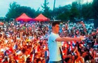 2 bin 530 kişiyle Selfie rekoru