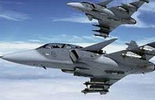 2 Rus uçağı İsveç hava sahasını ihlal etti