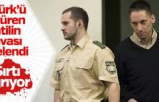 8 Türk'ü öldüren teröristin davası ertelendi