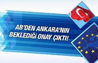 AB Türkiye'ye 3 milyar Euro yardımı onayladı!