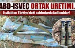 ABD - İSVEÇ ortak üretimi silahlar, Türkiye'ye...