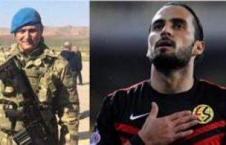 Afrin Şehidi Binbaşı Dunca'dan Erkan Zengin...