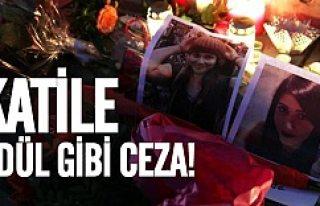 Almanya'da katledilen Tuğçe'nin katiline...