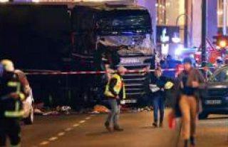Almanya'da terör saldırısı onlarca ölü...