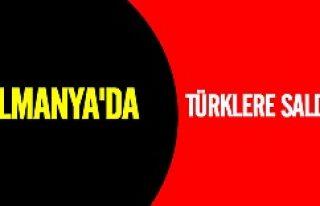 Almanya'da Türklere saldırı