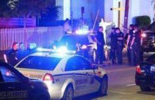 Amerika'da Kiliseye Saldırı Onlarca Ölü Var