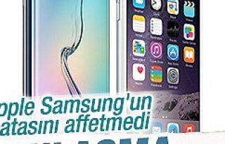 Apple-Samsung anlaşması bozuldu